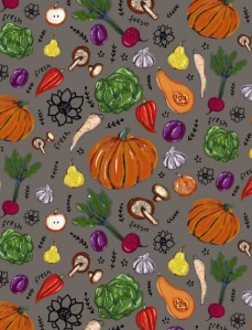 Farmer's-Market-fresh-pattern-green-rain-art