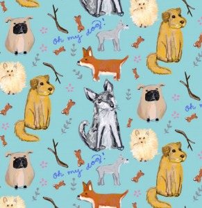 Oh-my-dog-pattern